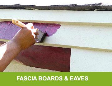 Fascia Boards & Eaves